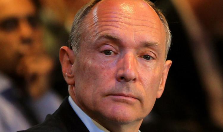 Sir Tim Berners-Lee.
