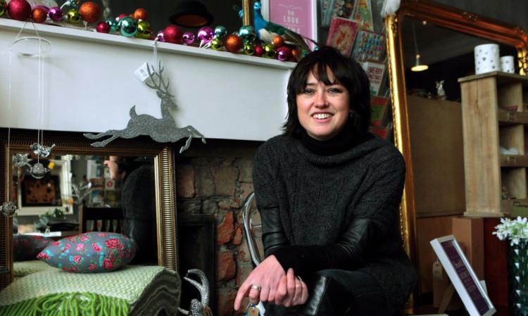 Lynne Duffus of Lovely Things.