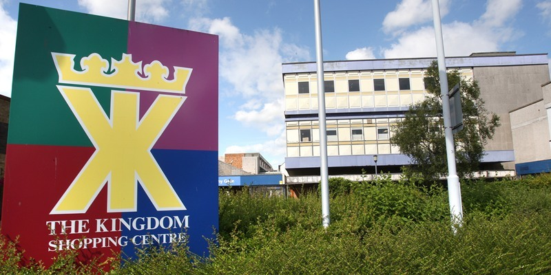 Kingdom Shopping Centre, Glenrothes.