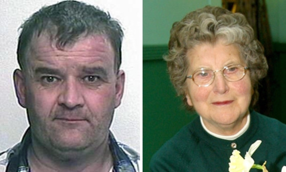 William Kean (left) was convicted of murdering Jenny Methven in February last year.