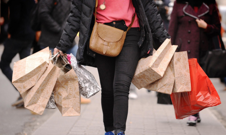 A rise in consumer spending is helping drive economic growth, but a breakdown of the economic performance is likely to fuel fears that Britain is too reliant on consumer spending while trade struggles.