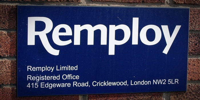 The Remploy factory in Dunsinane Avenue, Dundee.