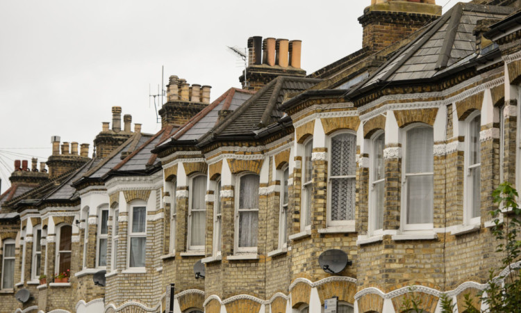 London leads the way with double-digit annual price increases.