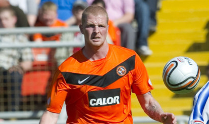 Gary Kenneth made 163 appearances for Dundee United before moving south.