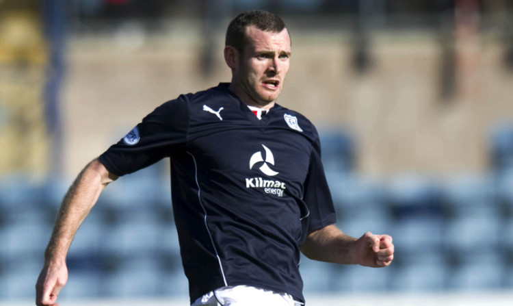 Craig Beattie is out after hurting his knee against Cowdenbeath.