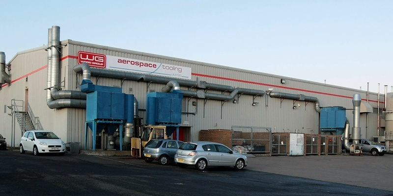Kim Cessford, Courier - 22.11.11- pictured is the ATL - Aerospace Tooling plant, Piper Street, Baldovie Industrial Estate which is about to confirm a big order safeguarding jobs