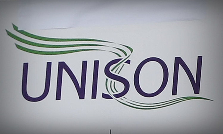 Unions is worried by the fall in under-20s employed in the public sector.