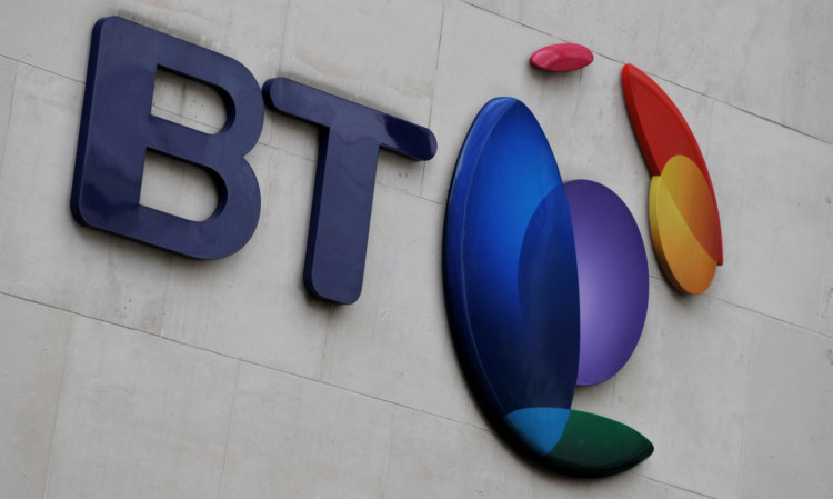 BT has apologised to the customers affected.