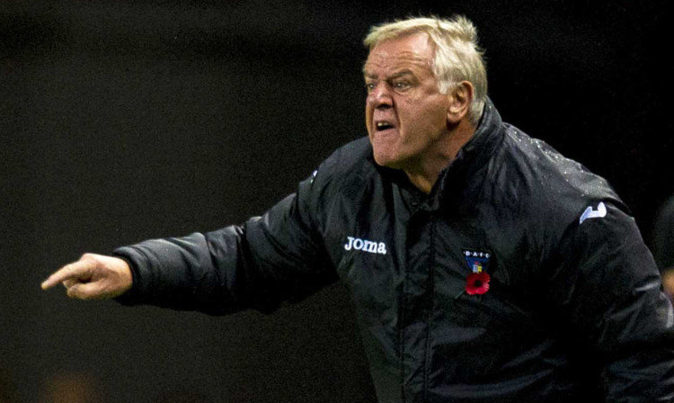 Jim Jefferies will have his players fired up for tonight's match, but rejects any 'hatchet men' charge.