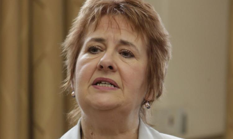 Community Safety Minister Roseanna Cunningham.