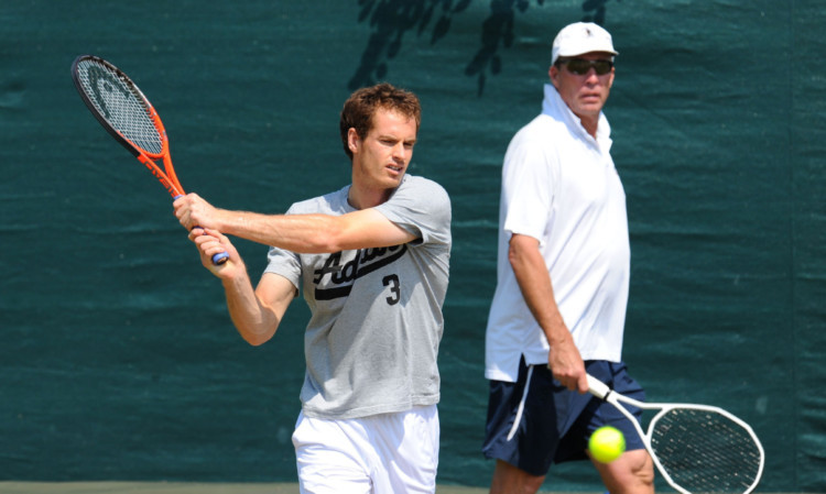 Andy Murray will no longer benefit from Ivan Lendl's watchful eye.