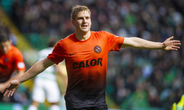 Stuart Armstrong looked to have set United on their way to victory the last time the sides met.