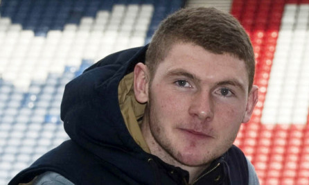 Falkirk's Ryan McGeever has joined the Lichties until the end of the season.