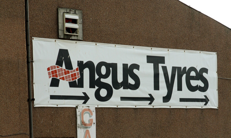 Angus Tyres admitted health and safety breaches at Arbroath Sheriff Court.