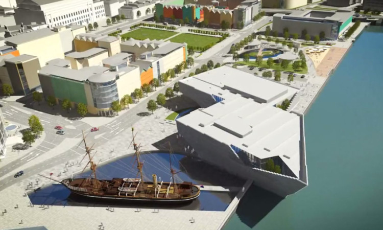 Dundee waterfront is addressing the city's lack of top-class offices, says Ryden.