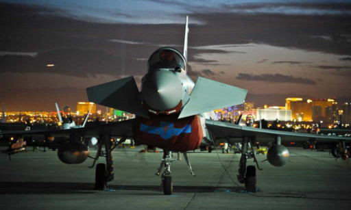 Alll of 6 Squadrons glorious past has been celebrated.