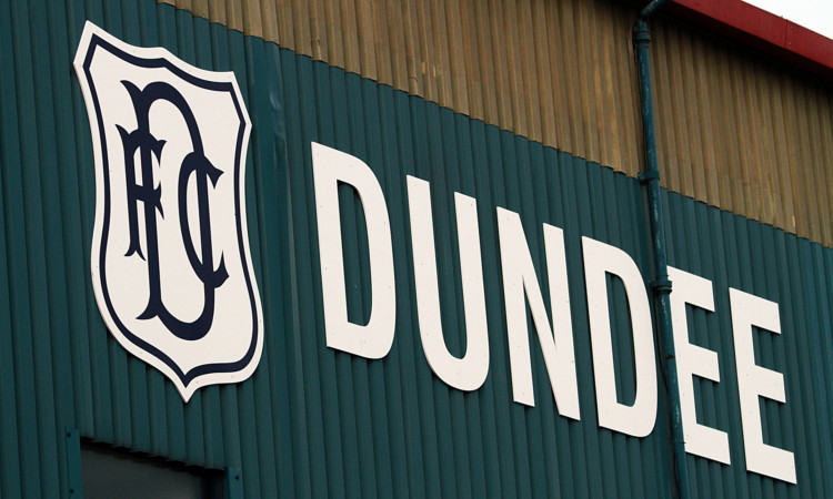 A large crowd is expected at Dens Park on Saturday.