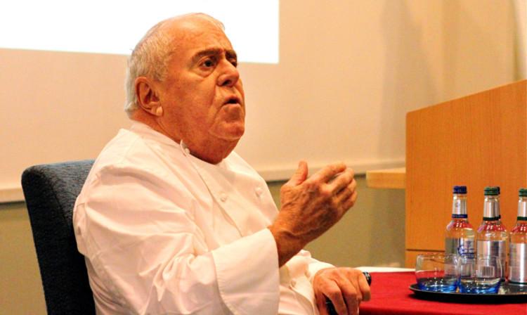 Albert Roux.