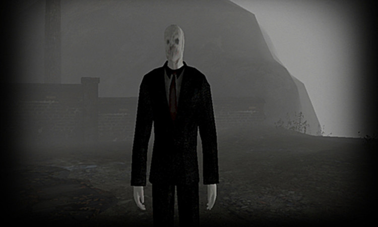 The school has warned parents that the Slender Man games are not appropriate for children.