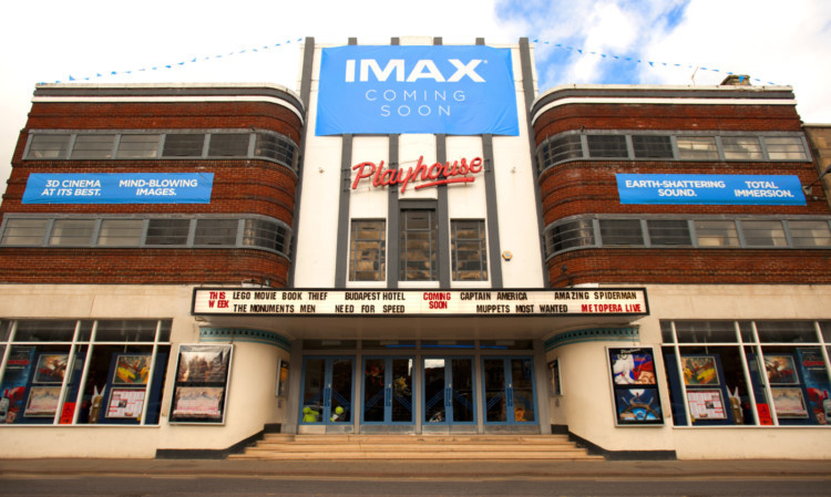 Film fans are being promised the ultimate in big-screen entertainment at Perth Playhouse.