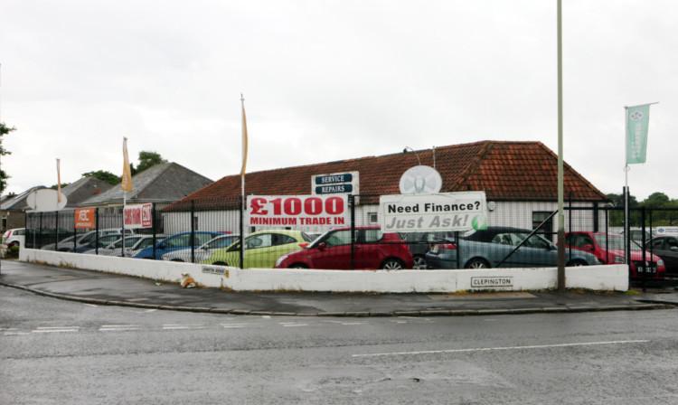 Glencross Motors.