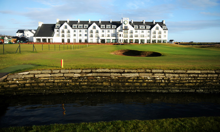 Carnoustie could host the 2018 Open.
