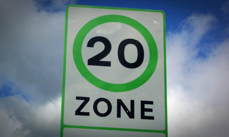 The council had been asked to consider expanding 20mph limits in residential areas.