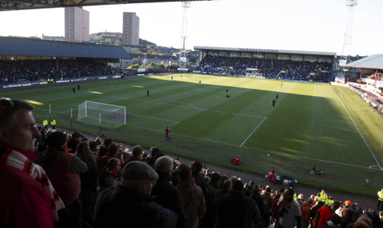 The first Dundee derby of the season is scheduled for Dens on September 20.