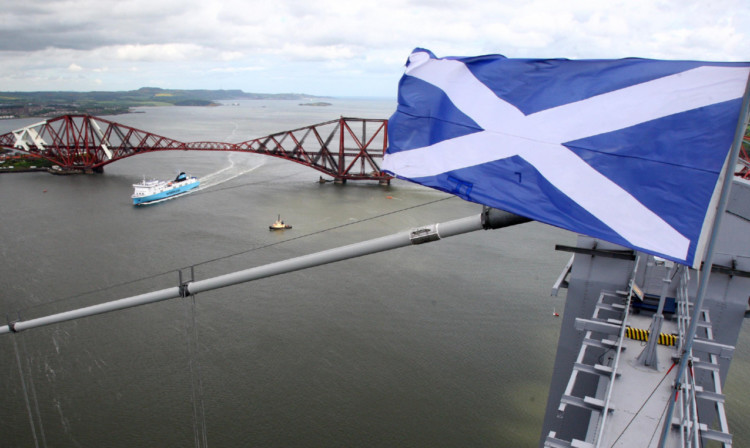 Would a restored Rosyth passenger ferry not help the Scottish economy?