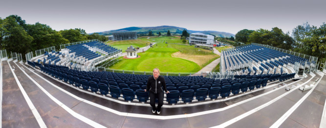 Preparations are almost complete as Gleneagles gets set to host the Ryder Cup. In less than a months time the eyes of the world will fall upon the course, and The Courier was given special access to see the massive operation come together. Read more at www.thecourier.co.uk/1.544416.