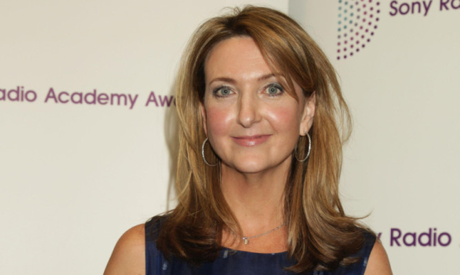 Victoria Derbyshire will host the debate from Dundee.