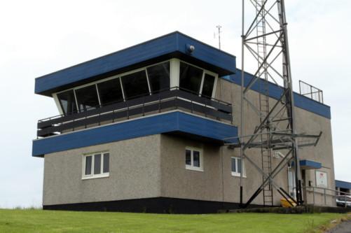 The coastguard station at Fife Ness.