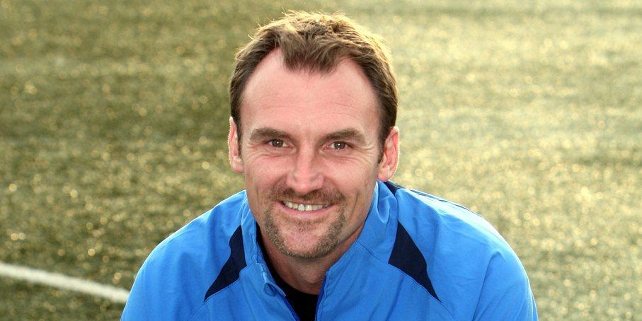 Steven Tweed (Manager), Montrose FC.