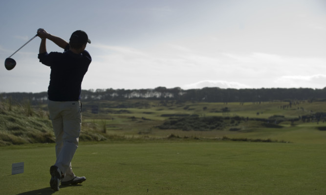 The R&A wants to build the facility at the Kingsbarns Golf Links.