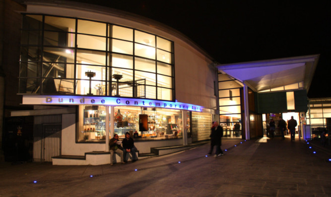 Kris Miller, Courier, 17/02/12. Picture tonight shows DCA (Dundee Contemporary Arts) for file.