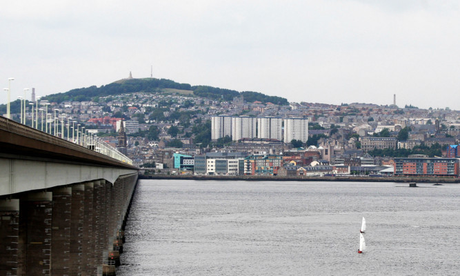 Men in Dundee are generally not living as long as men in Perth and Kinross.