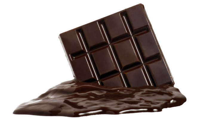 It's official: chocolate should melt in the mouth.