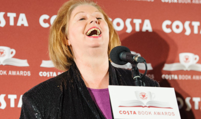 Hilary Mantel won the Costa Book of the Year award for 'Bring up the Bodies'.