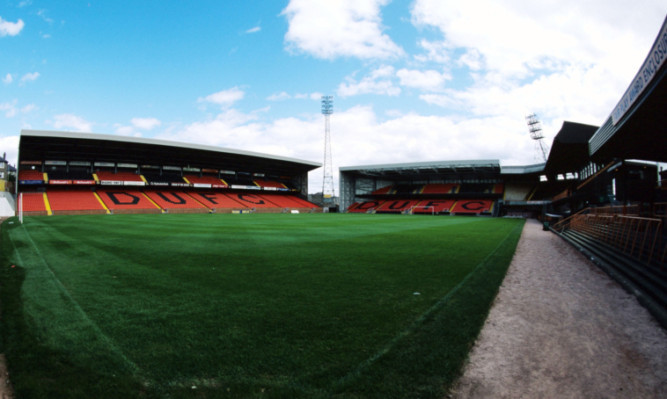 Tannadice hosts a much-anticipated clash between United and Rangers on Saturday.