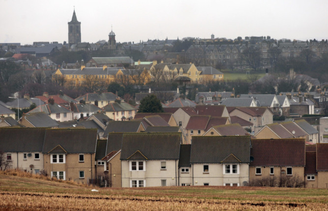 Plans for an anaerobic digestion plant on the edge of St Andrews are being considered.