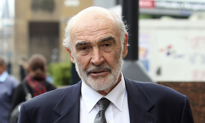 Sir Sean Connery will be the voice of the new app.