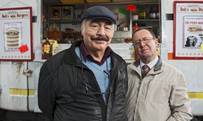 Bob Servant and Frank