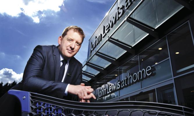 Incoming Scottish Retail Consortium chairman Andrew Murphy