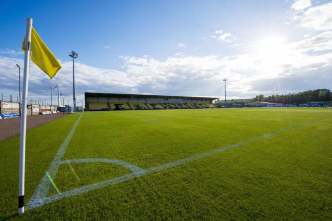 Bayview Stadium - home of East Fife FC