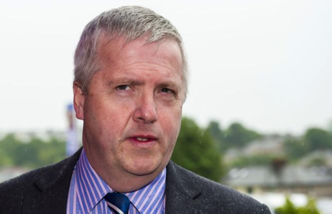 Raith Rovers chief executive Eric Drysdale