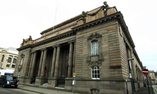 Perth City Hall.