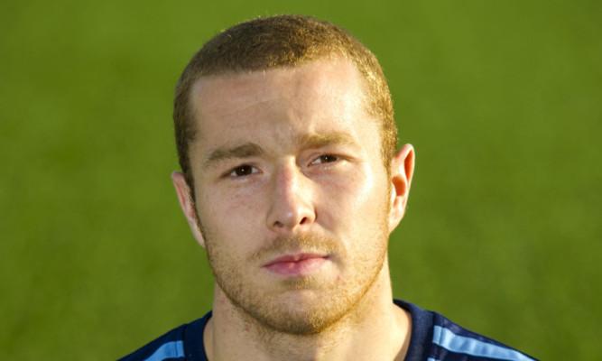 Michael Dunlop equalised for Forfar.