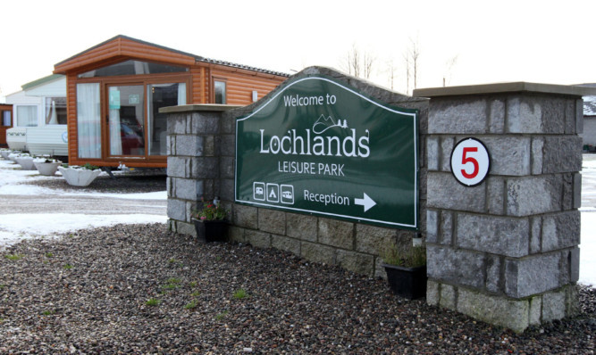 Lochlands Caravan Park at Forfar has plans to expand and has applied to create another 55 pitches.