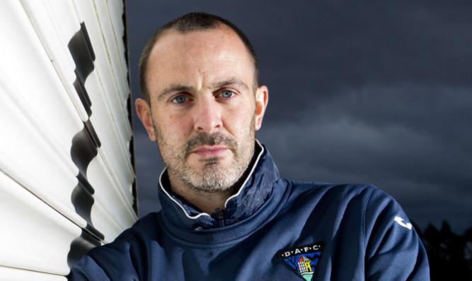 New Pars boss John Potter