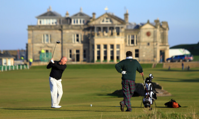 The trust says it is taking steps to protect local businesses from losing out to others cashing in on St Andrews' status as the Home of Golf.